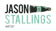 Artwork of Jason Stallings Logo
